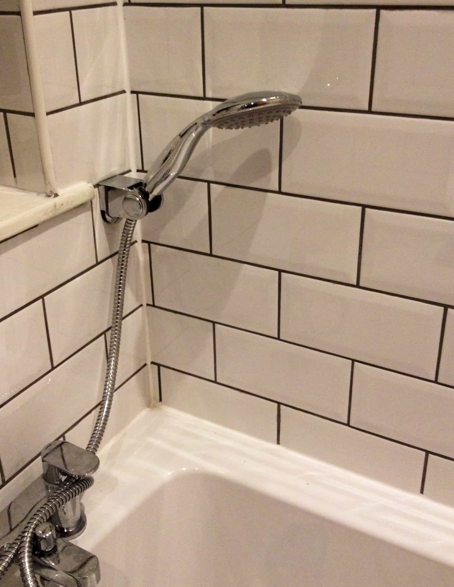 How To Save Water (and Money) for Free with a flow limiting shower head