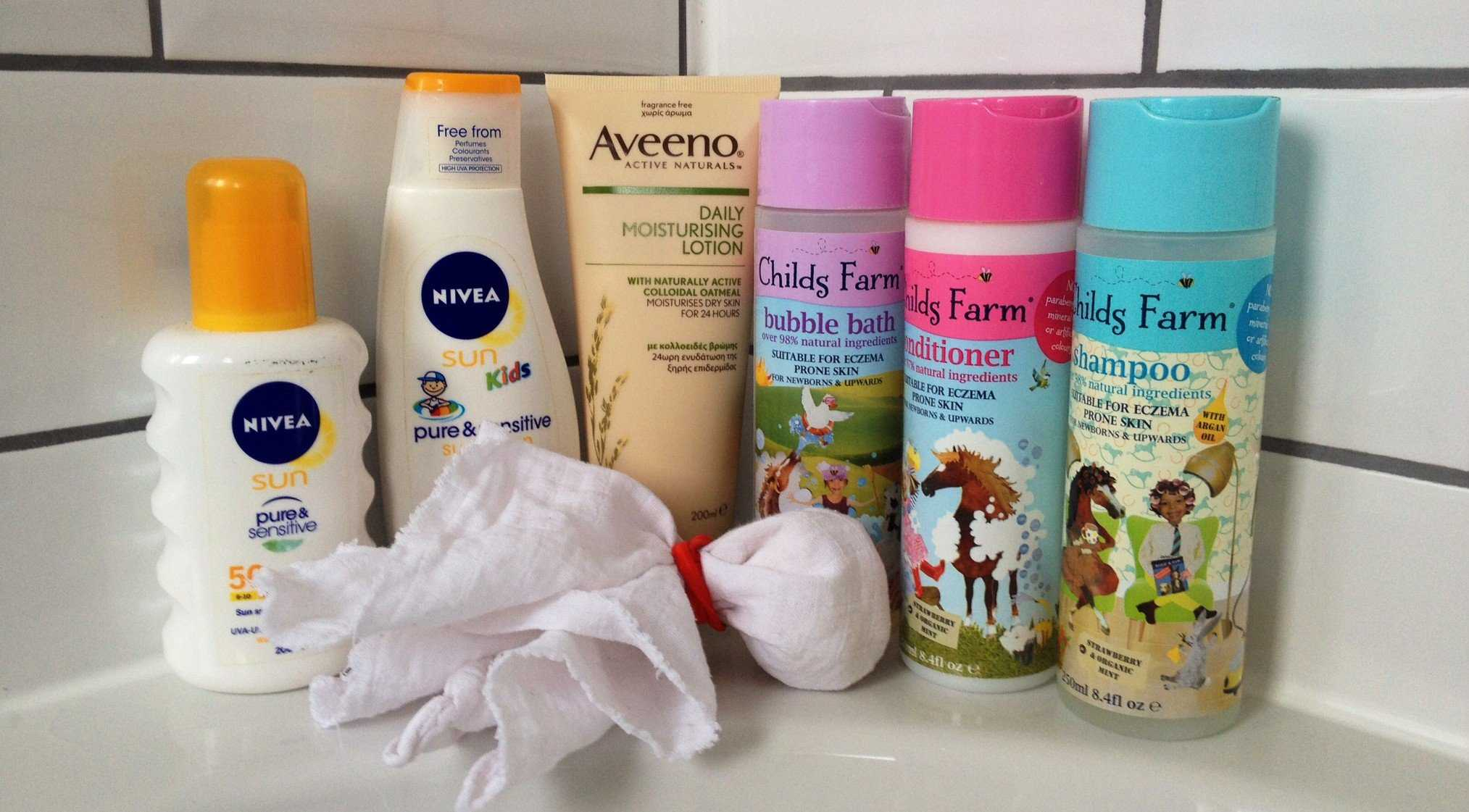 Our Battle With Eczema: Tips To Try - PinksCharming