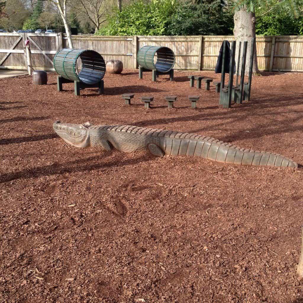 Peter Pan's Crocodile
