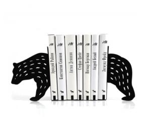 Howkapow Black Bear Bookends