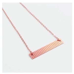 Howkapow Grid Necklace - Copper