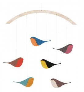 Howkapow Songbirds Mobile