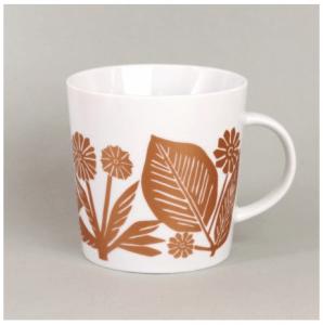 Howkapow Copper Woodcut Mug
