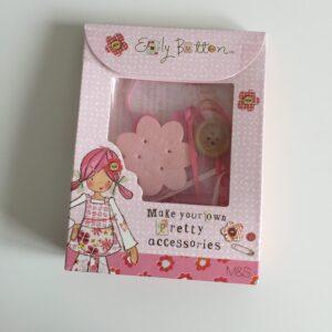 Girls' craft kit
