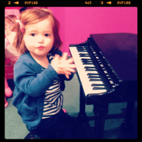 Ava the concert pianist
