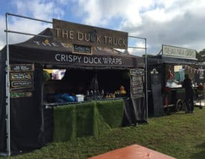Crispy Duck food truck