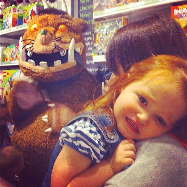 Ava and The Gruffalo