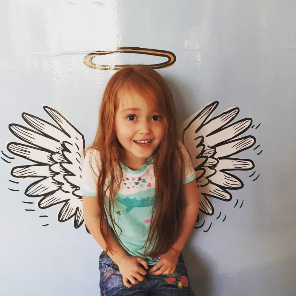 Ava the Angel