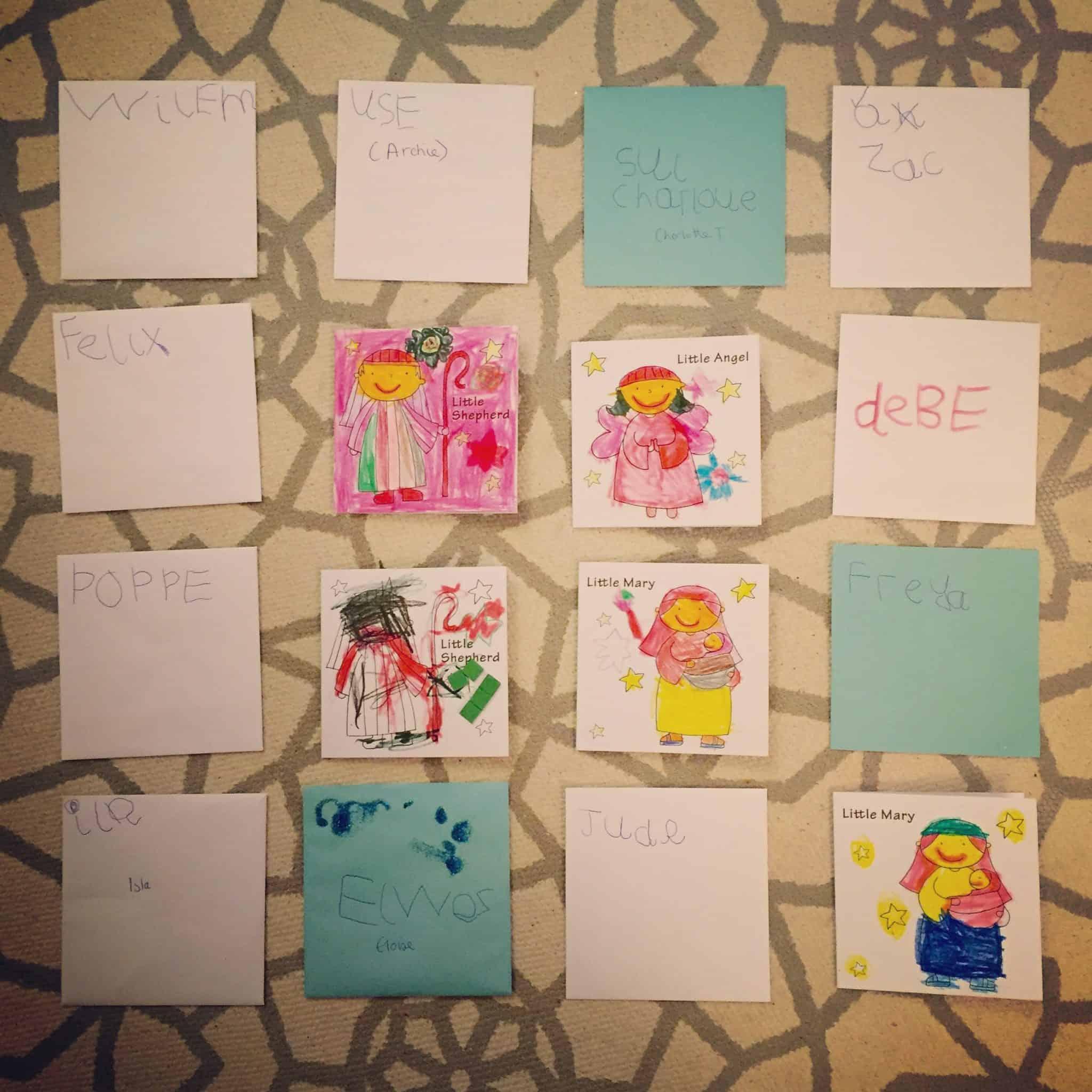 Ava's Christmas Cards