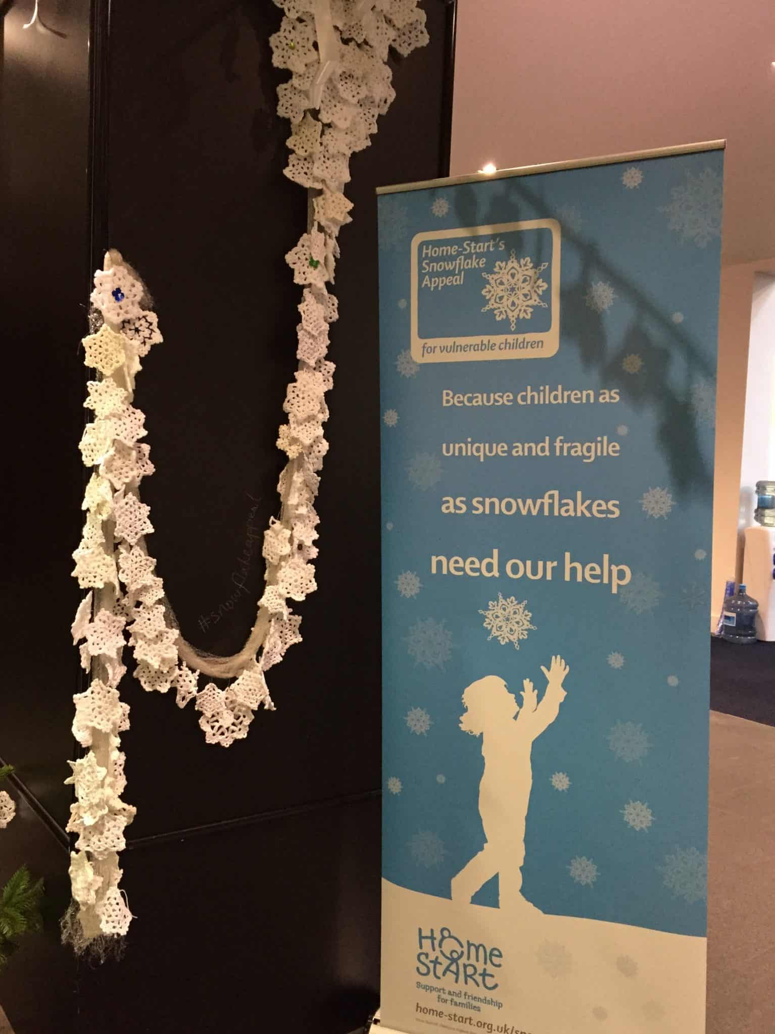 Home-Start's Snowflake Appeal
