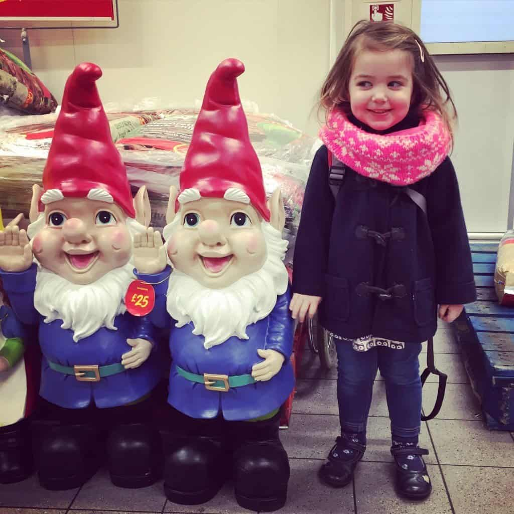 Thea and the gnomes