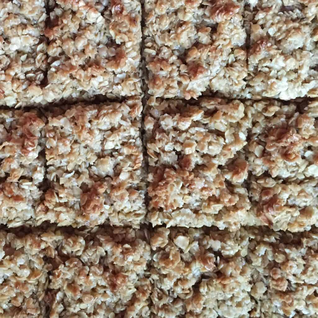 Best ever flapjack