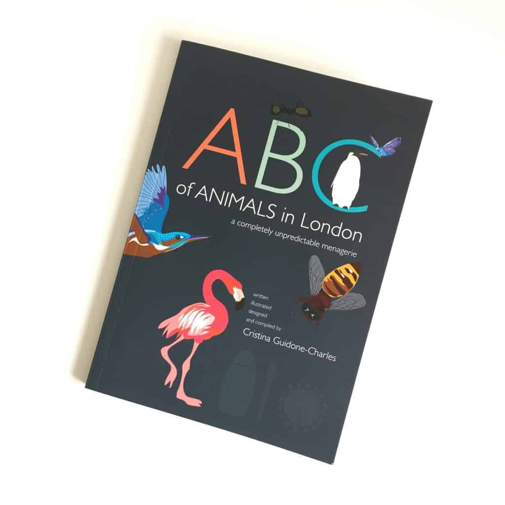 ABC of Animals in London, a completely unpredictable menagerie