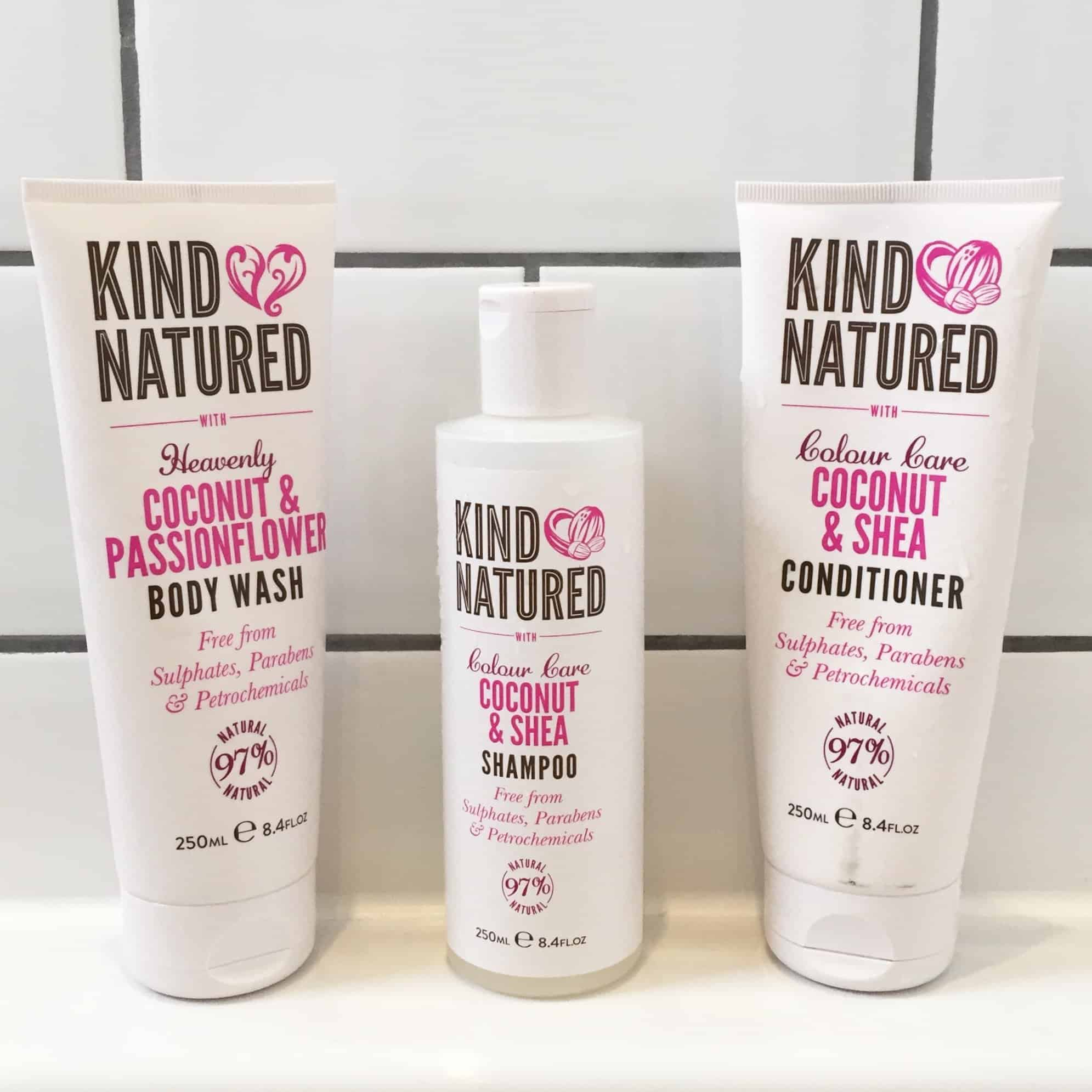 Review Kind Natured Body Wash Shampoo Amp Conditioner