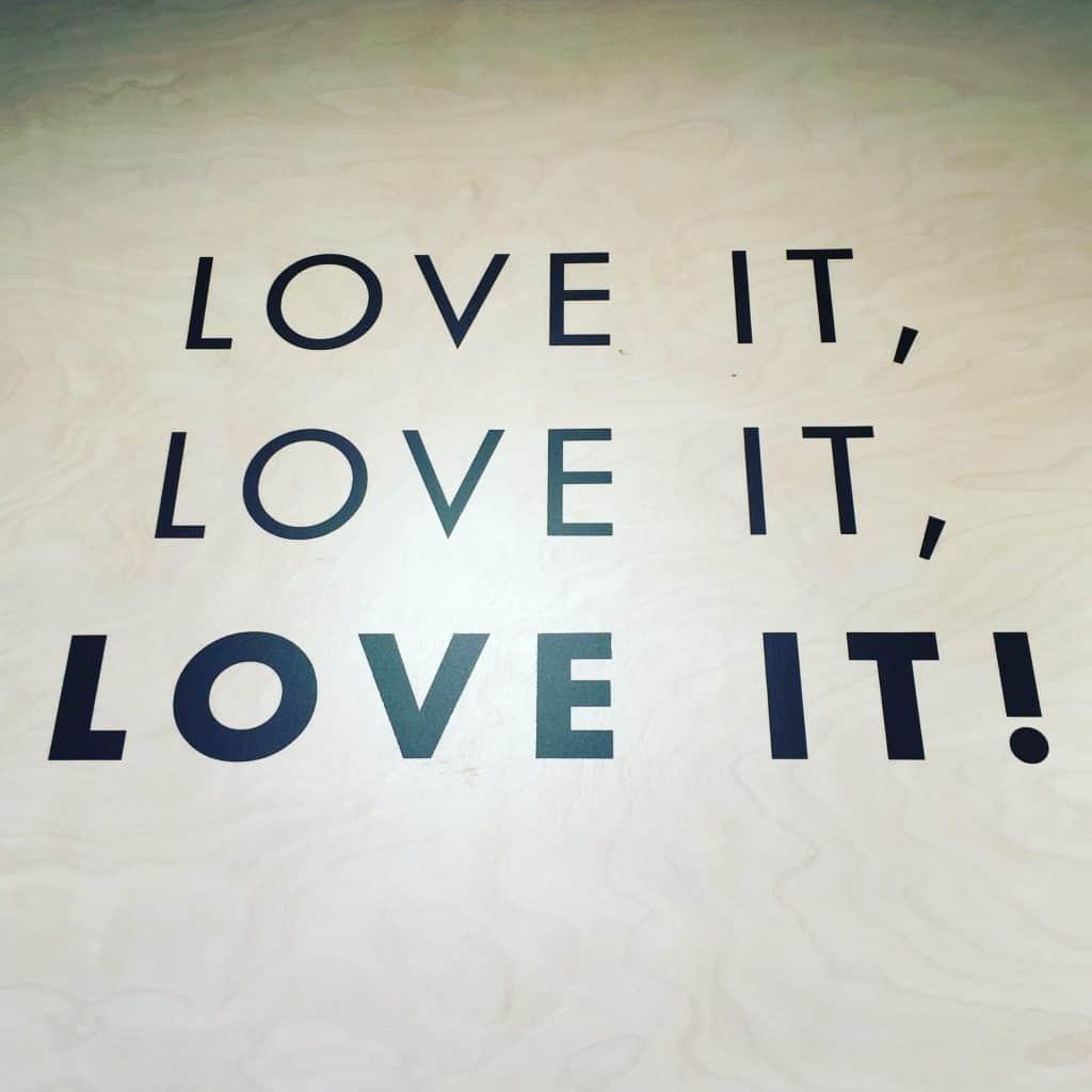 Love it, love it, love it!