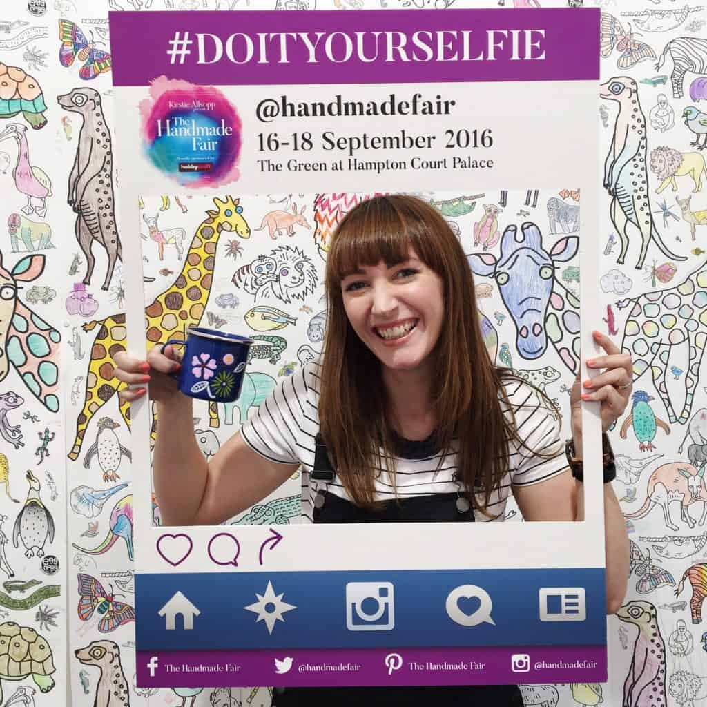 doityourselfie At The Handmade Fair