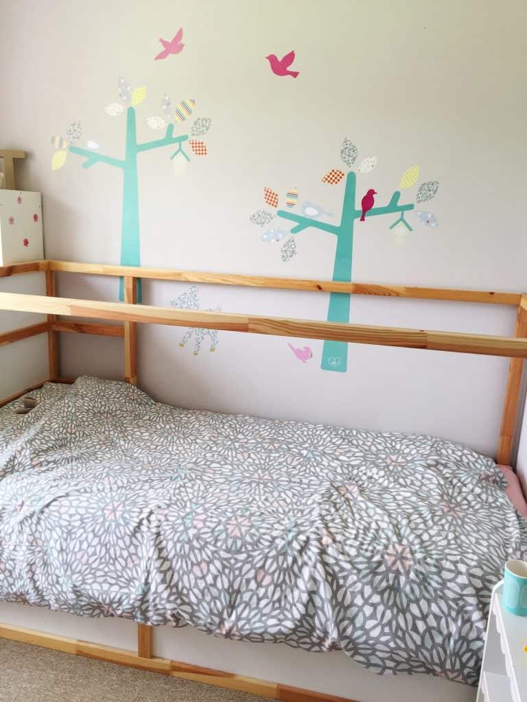 Ideas for Thea's New IKEA Kura Bed