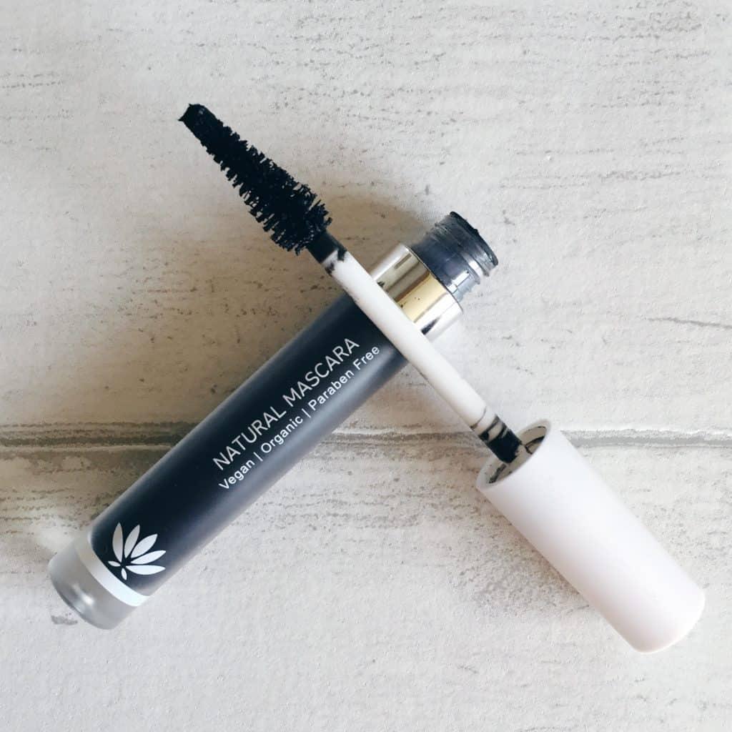 PHB Ethical Beauty Mascara brush close up