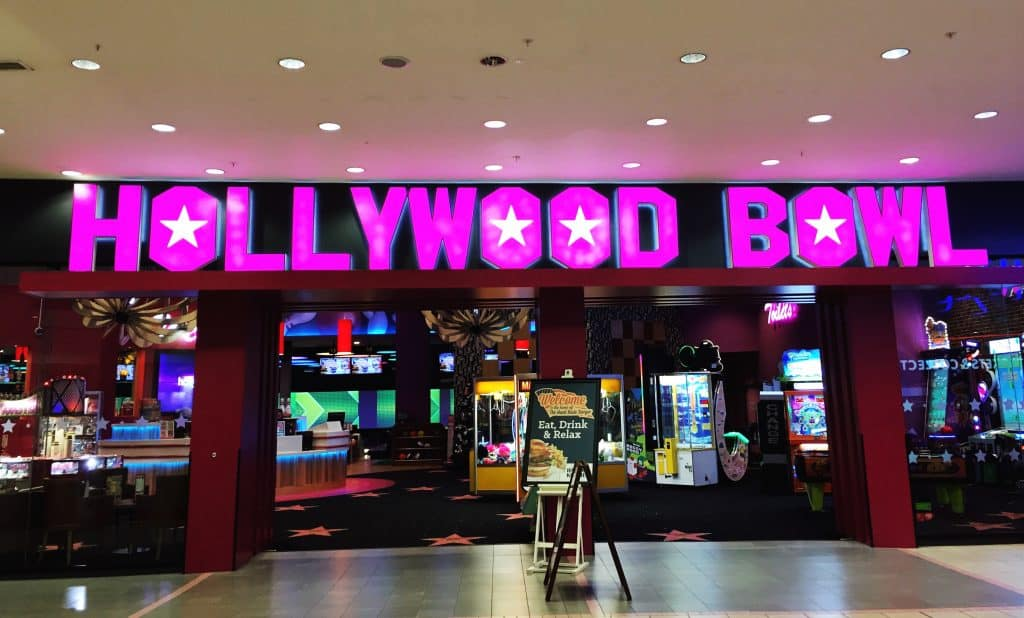 Hollywood Bowl Kid's Birthday Party Review