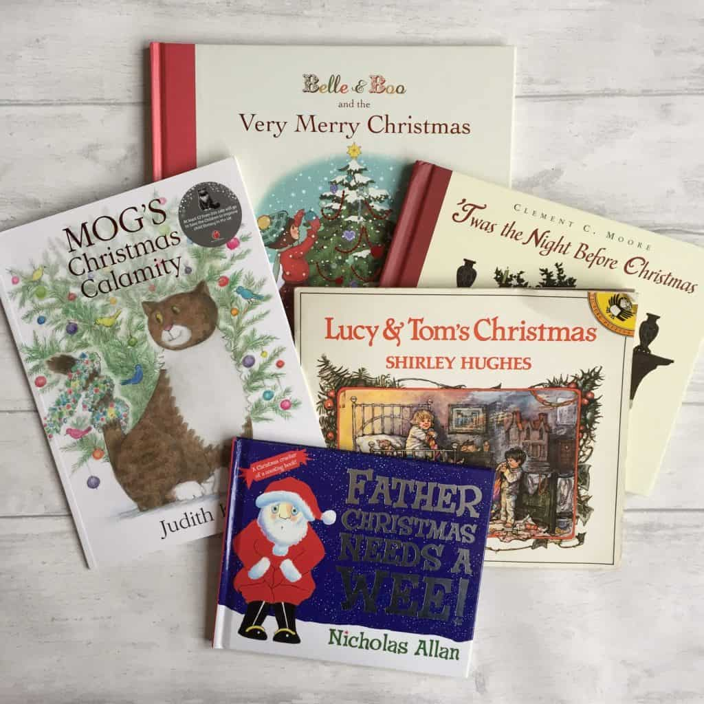 Top five Children's Christmas books