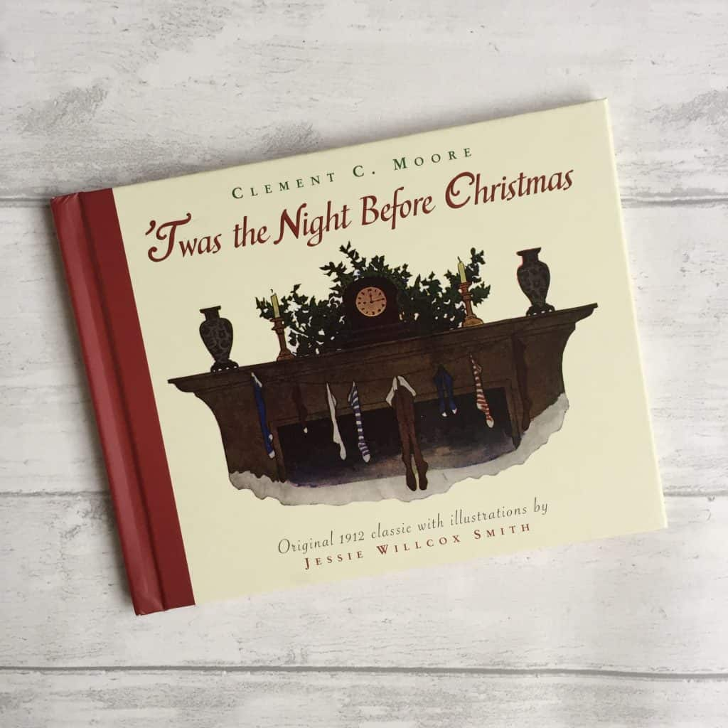 'Twas the Night Before Christmas book for kids