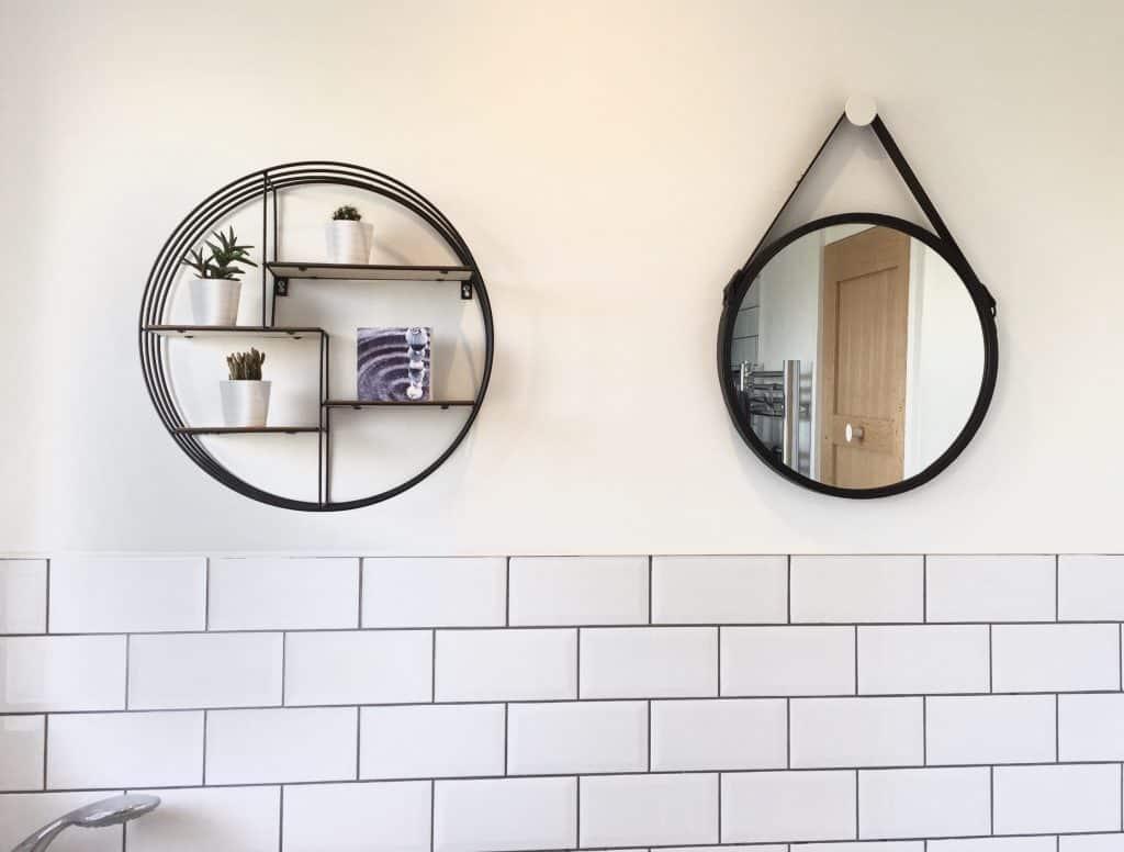 How We Created A Light, Bright, Monochrome Bathroom
