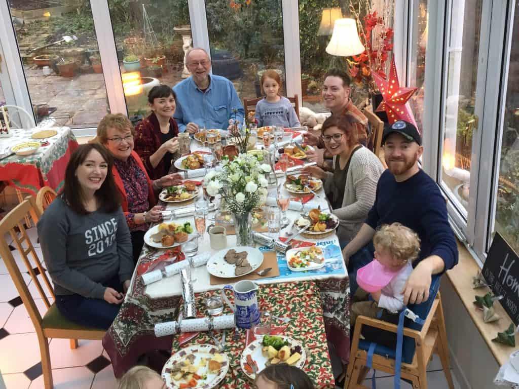 Pink Fielding family