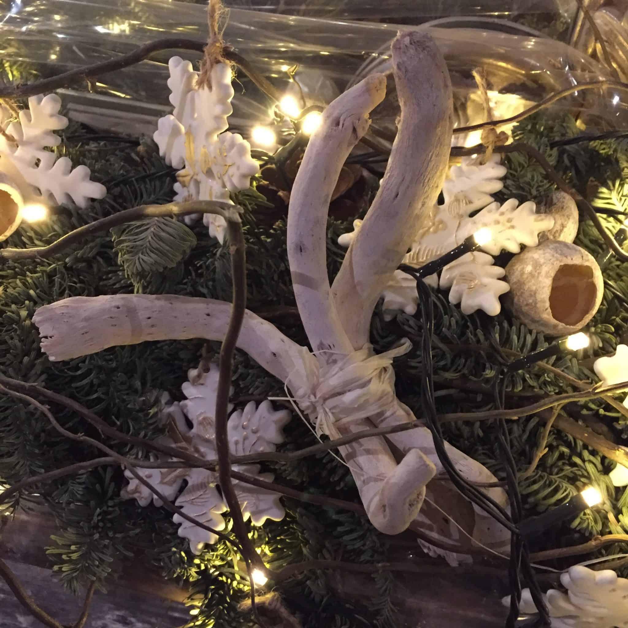 Waddesdon Manor Christmas decorations