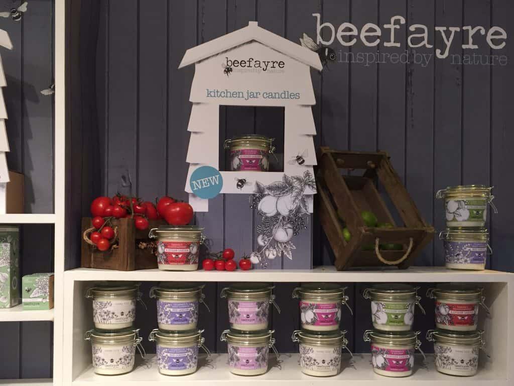 Beefayre goodies at the Spring Fair
