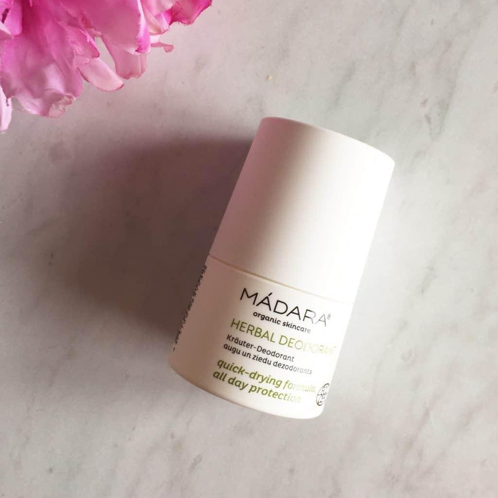 Madara Organic Skincare Herbal Deodorant Review