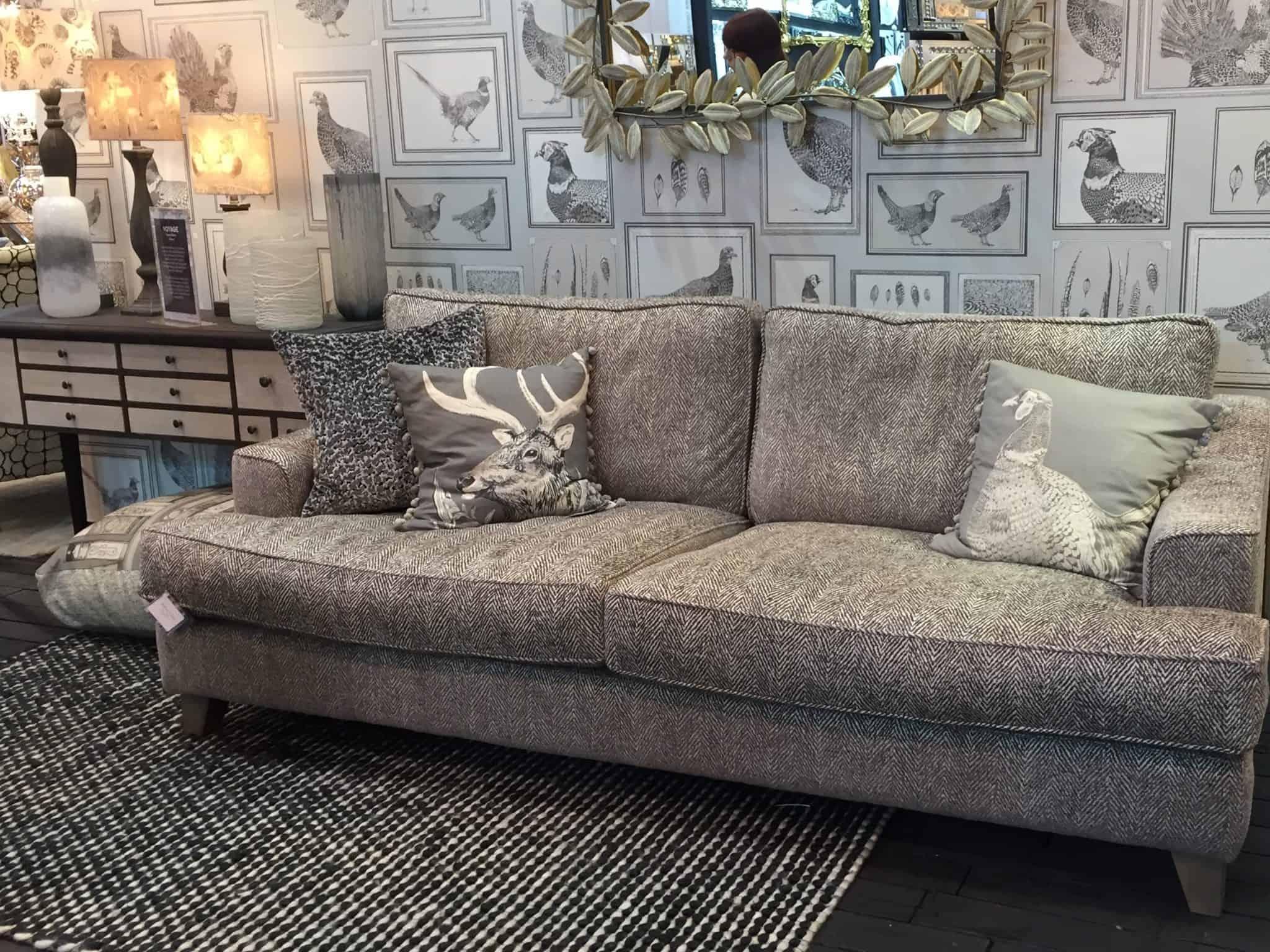 Sofa at at the Spring Fair