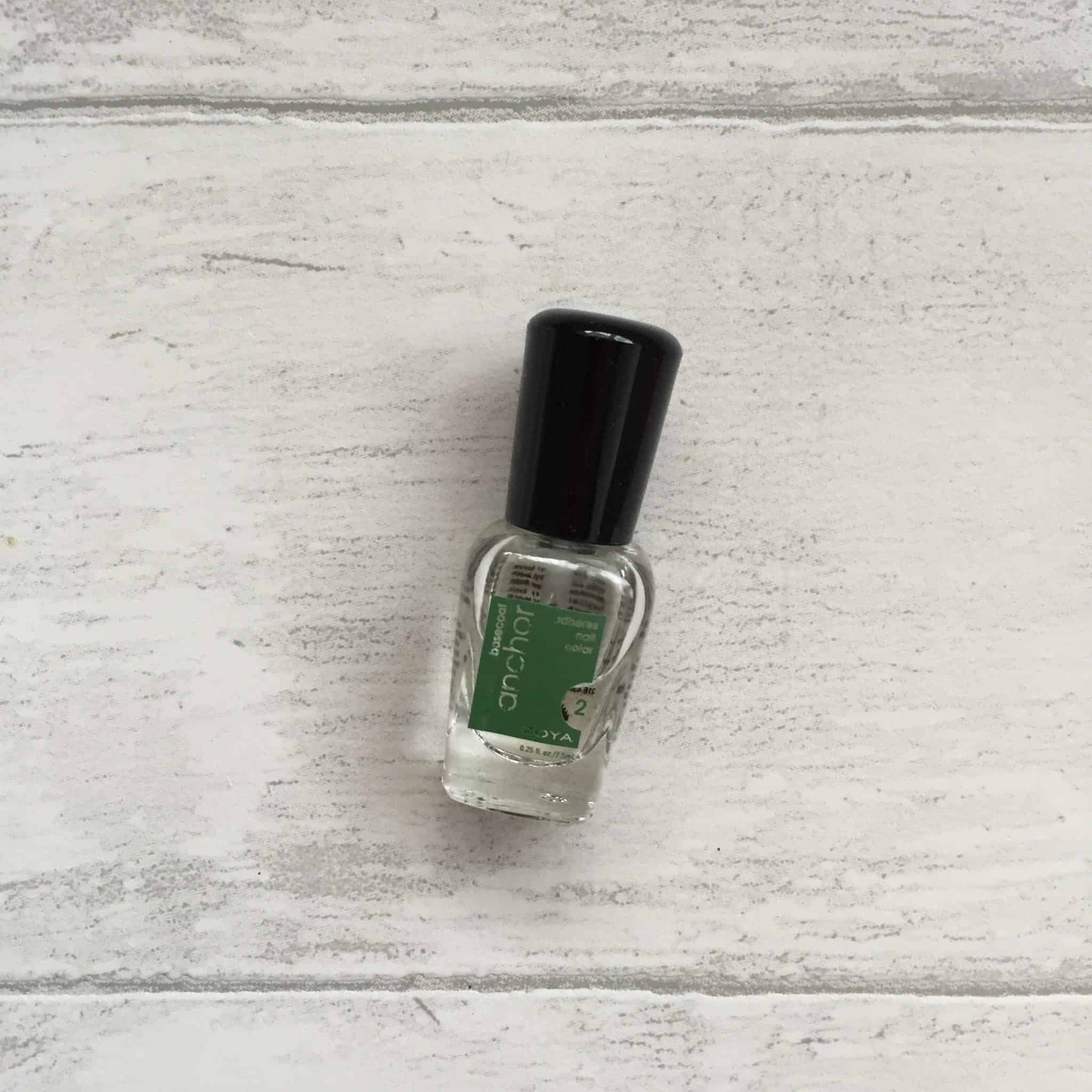 Zoya Natural Nail Polish Base Coat