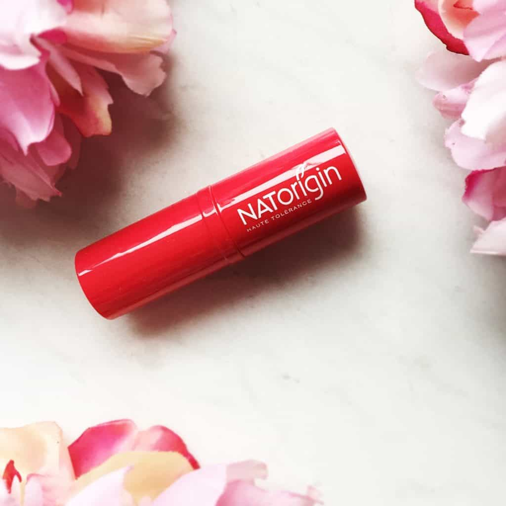 NATorigin Organic Lipstick Review