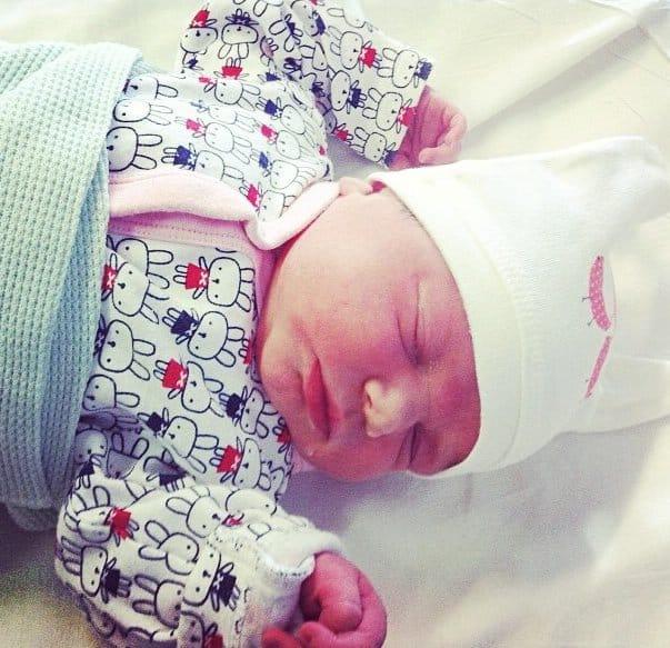 Newborn Thea