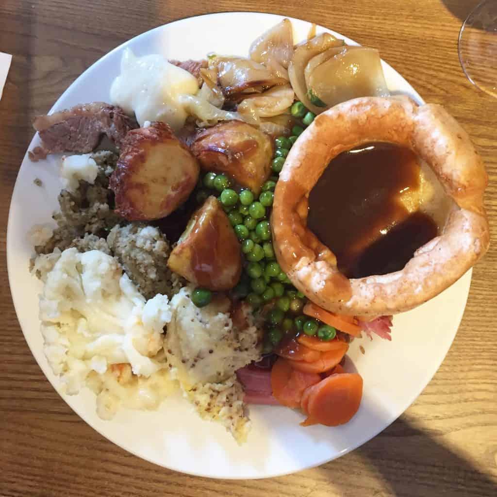 Roast at Toby Carvery Northampton
