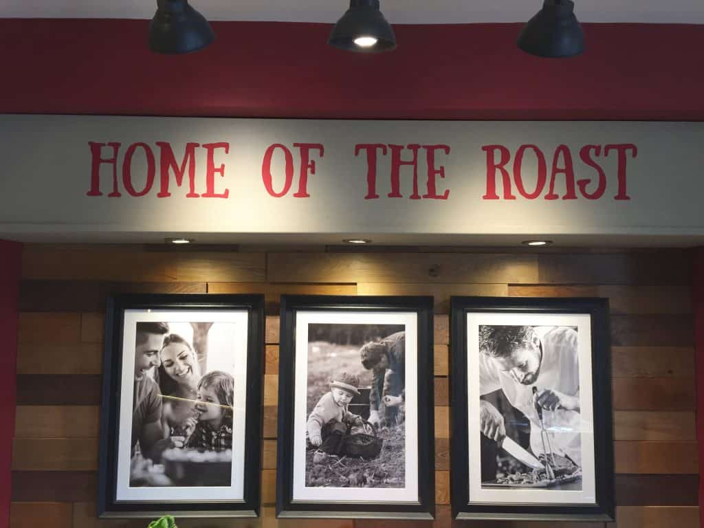 Enjoying a Roast at the Toby Carvery Northampton