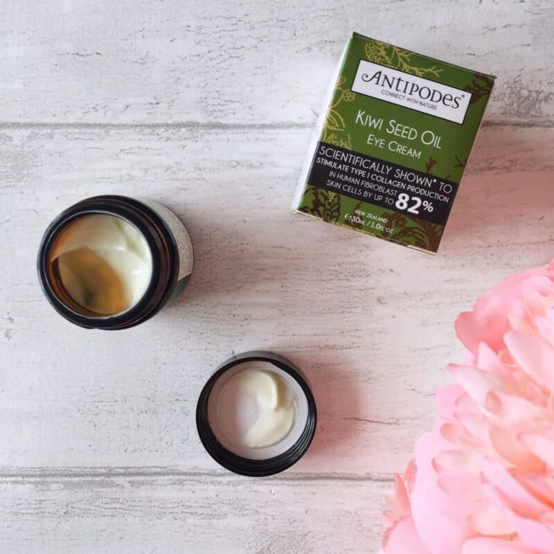 Antipodes Organic Skincare Kiwi Seed Oil Eye Cream Review