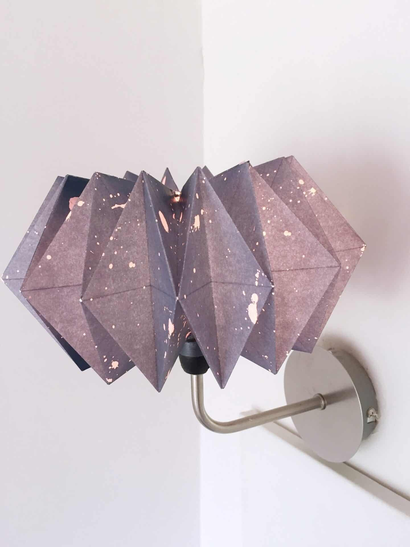 Making Origami Lampshades with Origami-Est