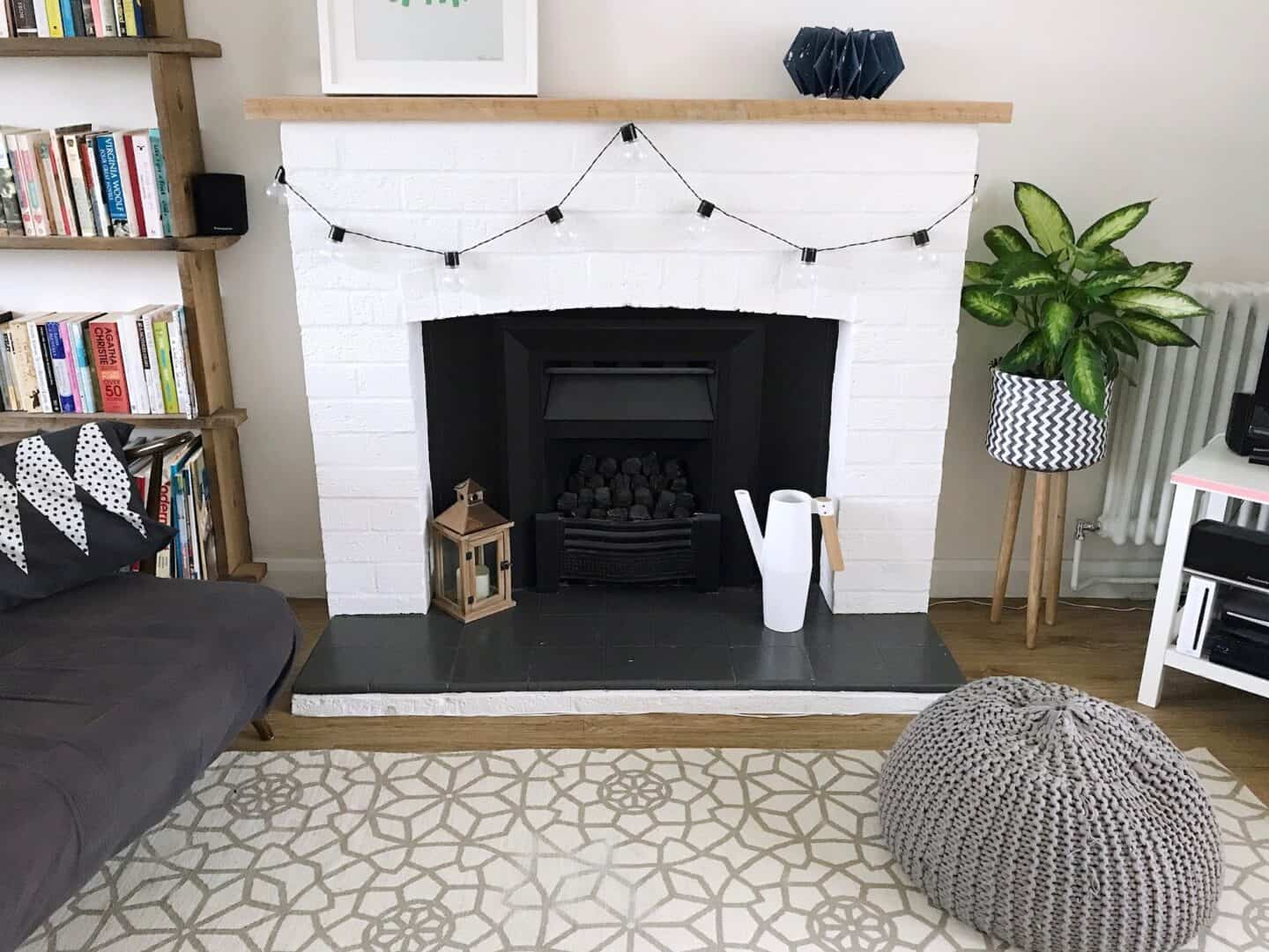 Summer Living Room Rug Refresh Plans with Cox & Cox