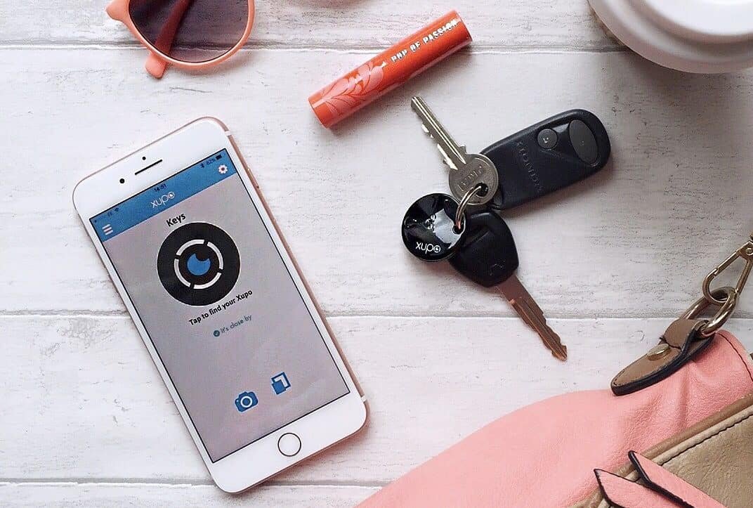 Keeping Track of Essentials with Xupo Bluetooth Tracker