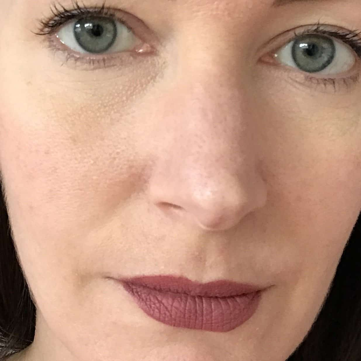 Bellapierre Kiss Proof Lip Creme in Antique Pink from Love Lula Beauty Box