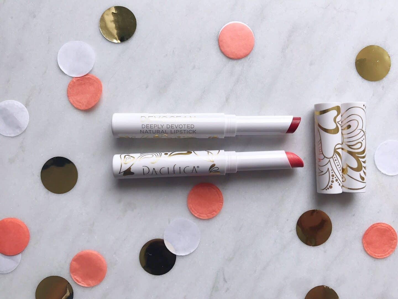 Pacifica Devocean Natural Lipstick Review