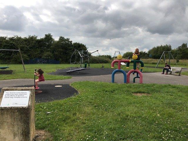 Park near The Giffard Park