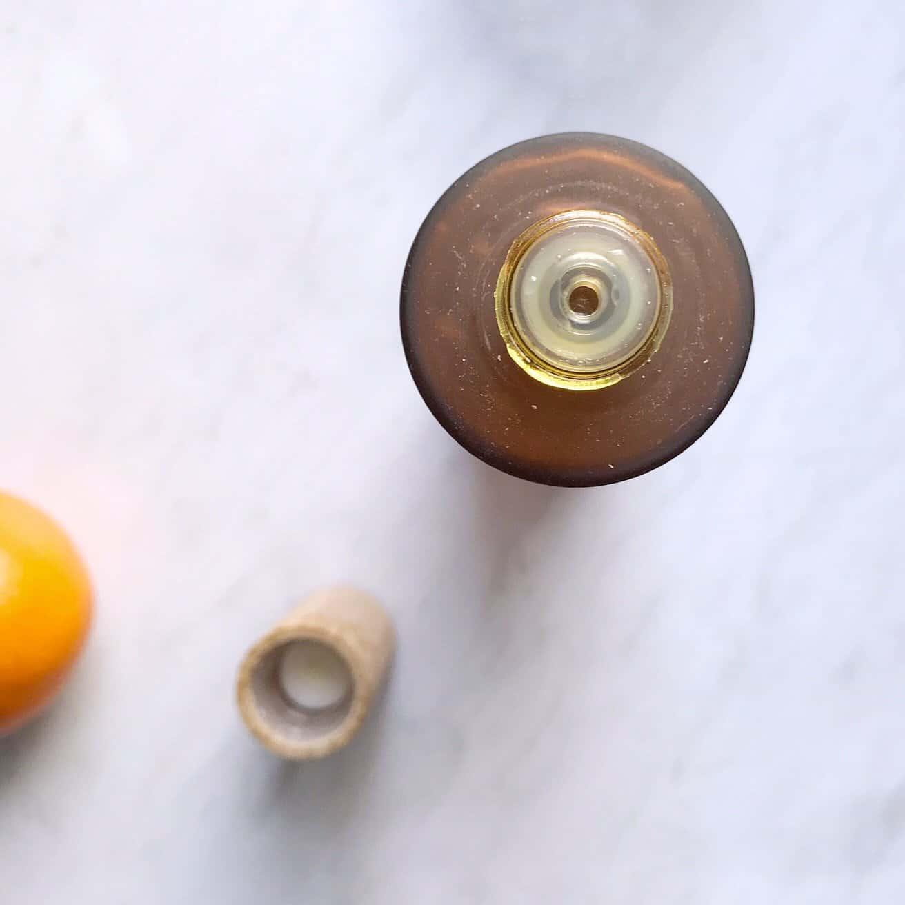 TanOrganic Self Tan Oil Bottle