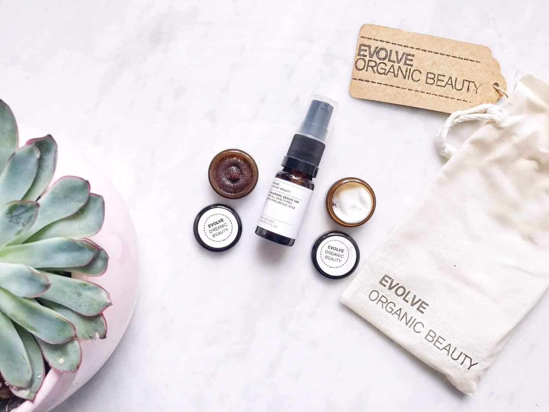 Evolve Organic Beauty Skincare Review