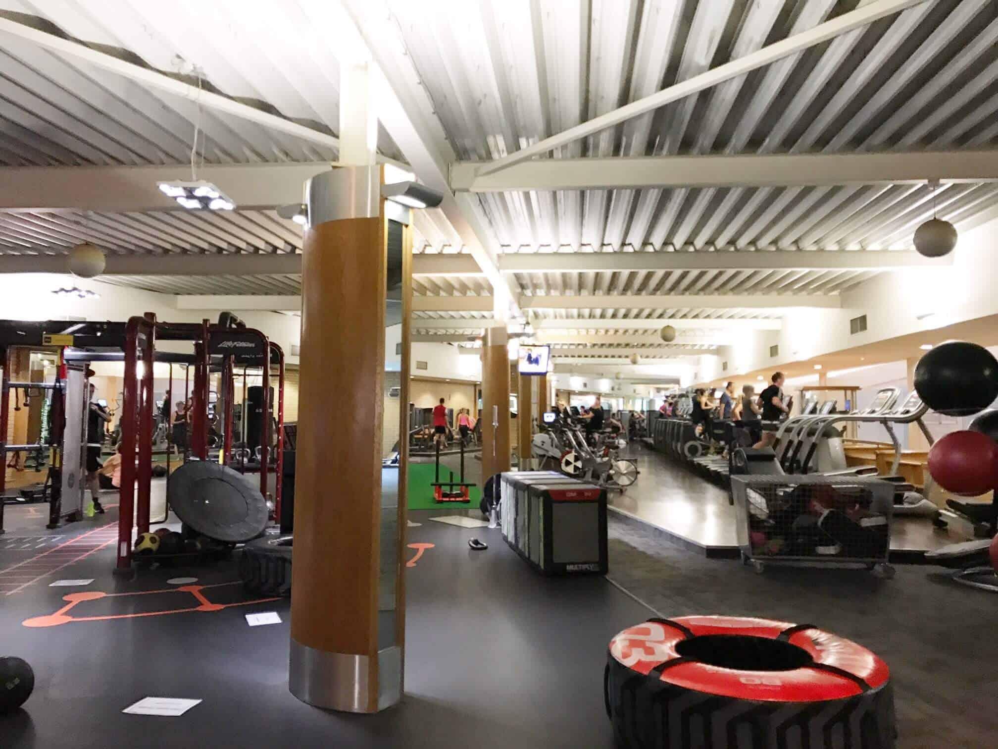 David Lloyd Milton Keynes Gym