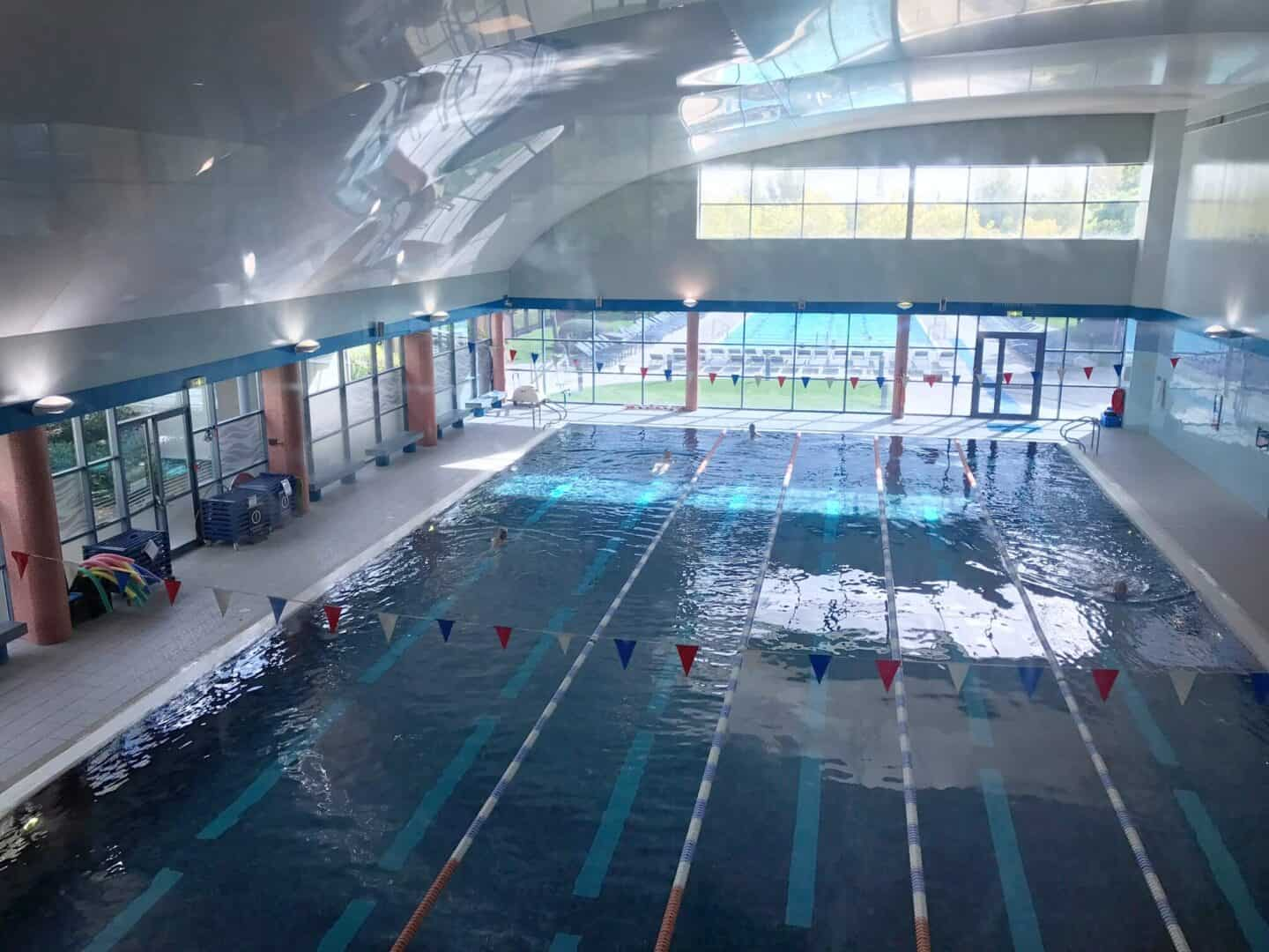 David Lloyd Swimmimg Pool