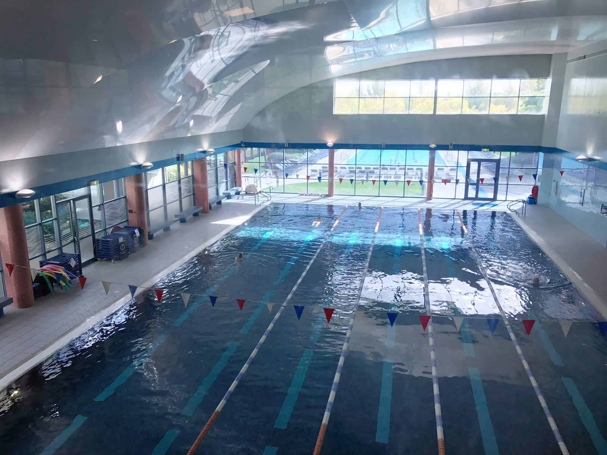 David Lloyd Swimmimg Pool