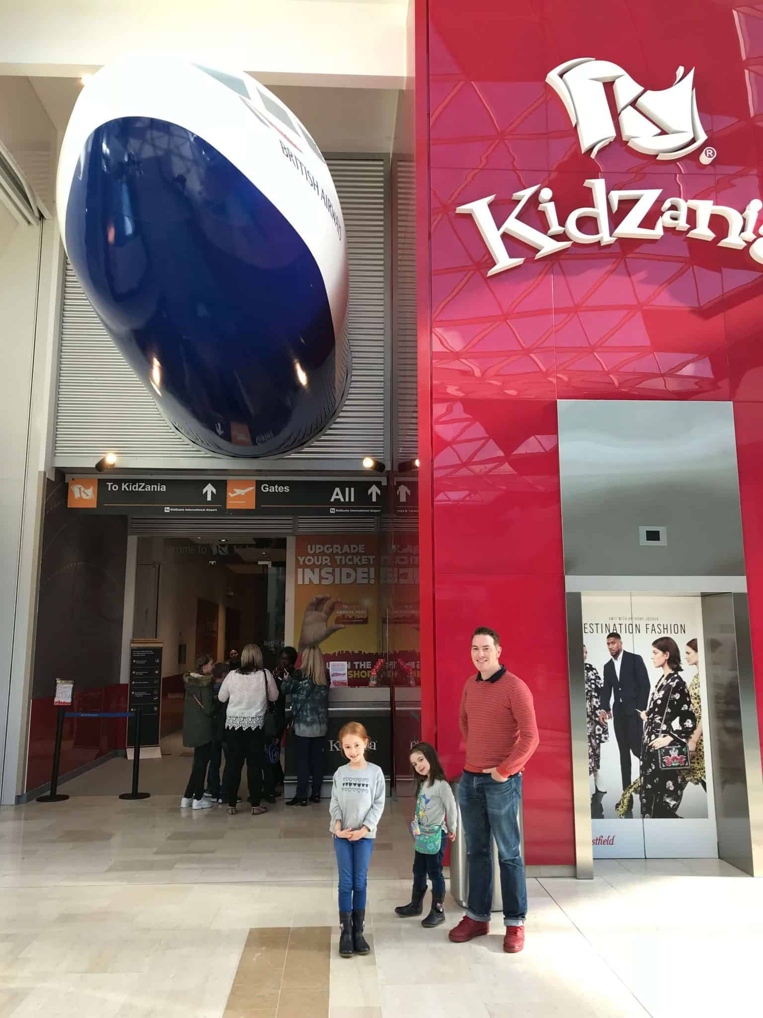 Entering Kidzania for our honest review, but is Is KidZania Worth It