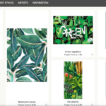 Botanical Posterlounge pictures
